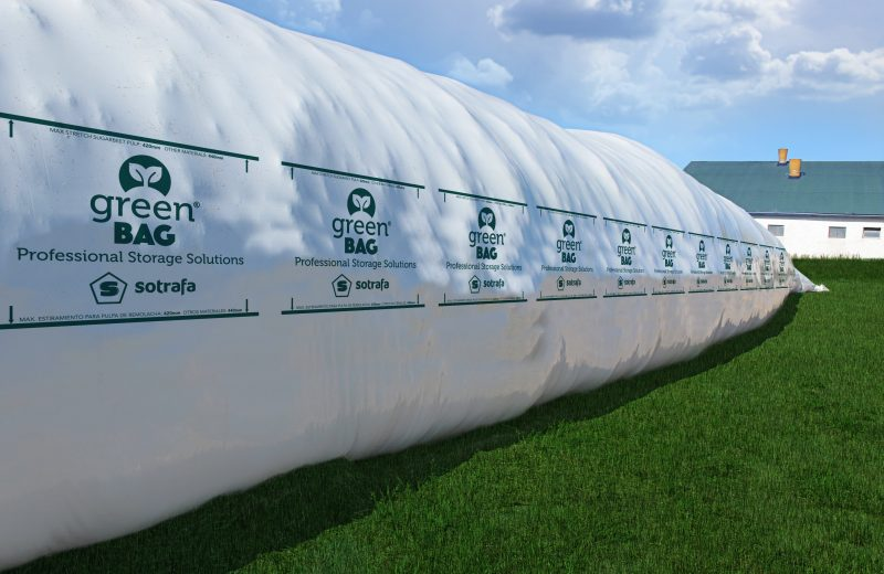 Green Bag (Silo Bag)- Armando Alvarez Group
