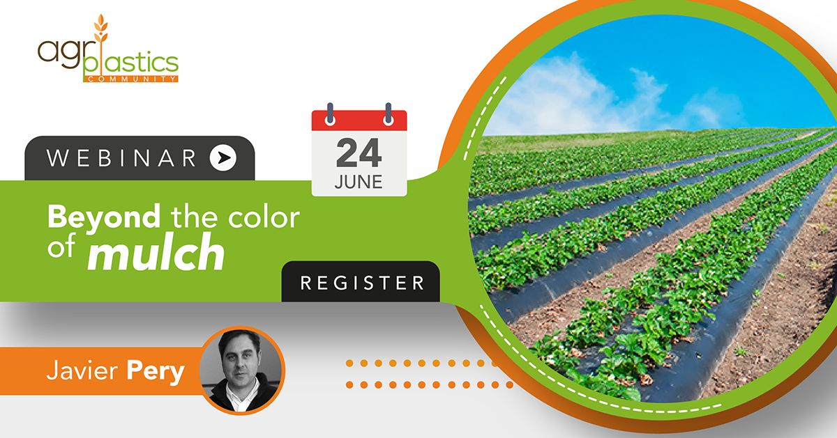 Beyond the color of mulch - event